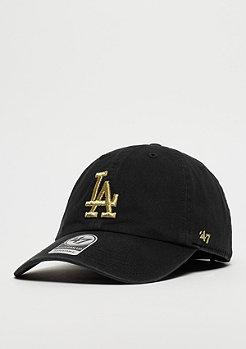 47 Brand MLB Los Angeles Dodgers Metallic black