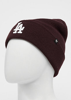 47 Brand MLB Los Angeles Dodgers dark maroon