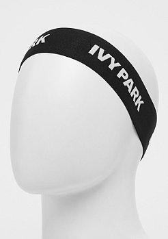IVY PARK Logo Elastic Headband black