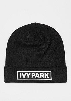 IVY PARK Badge Logo Beanie black
