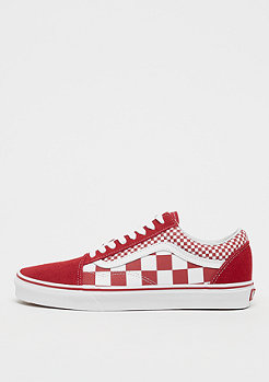 VANS UA Old Skool (Mix Checker) chili pepper/true white