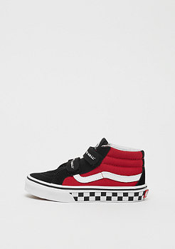 VANS UY SK8-Mid Reissue V (Logo Pop) (PS) black/true white