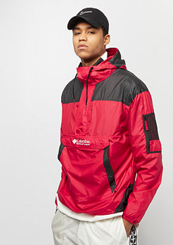Columbia Sportswear Challenger Windbreaker mountain red, black