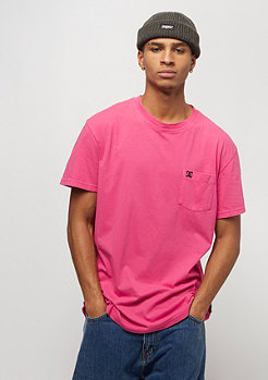 DC DYED POCKET CREW Virtual Pink