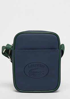 Lacoste Vertical Camera Bag peacat green