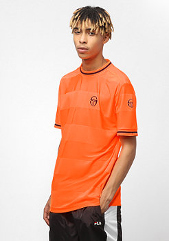 Sergio Tacchini Retro orange fluo/navy