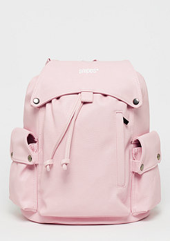 SNIPES Fake Leather Backpack rose