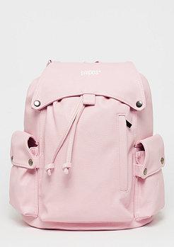 SNIPES Fake Leather Backpack rose