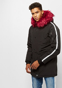 Sixth June Parka black/red