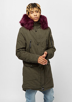 Sixth June Parka brown