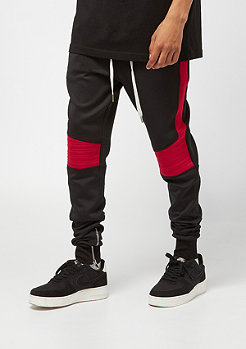 Sixth June TRACKPANTS WITH BIKER black/red