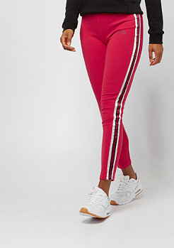 Sixth June LEGGINGS WITH TRIBANDS red