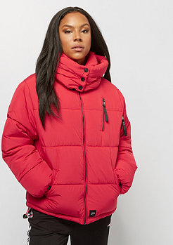 Sixth June CLASSIC OVERSIZE PUFFA JACKET red