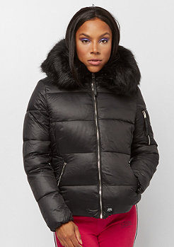 Sixth June REGULAR PUFFA JACKET WITH OVER black