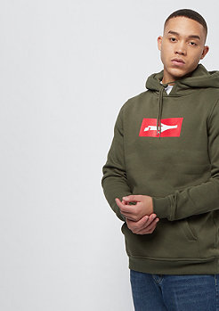 Illmatic Inbox Hoody olive