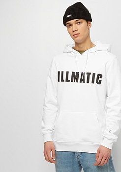 Illmatic Inface Hoody white