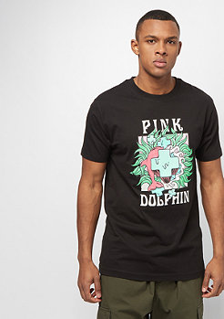 Pink Dolphin Plumage black