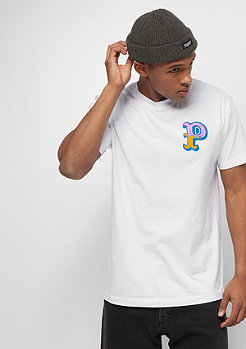 Pink Dolphin Pocket P white