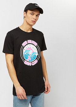 Pink Dolphin Club Crest back