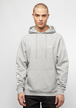 SNIPES Basic Sleeveprint h.grey