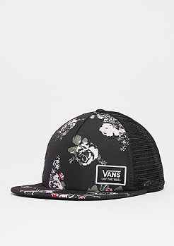 VANS Beach Bound Trucker chambray floral