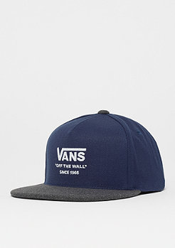 VANS Hucks II Snap dress blues/grey heather
