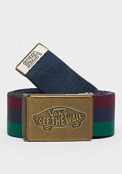 VANS Shredator II Web Belt dress blues/evergreen