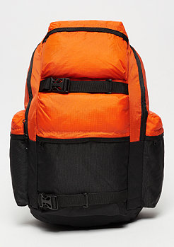 Urban Classics Backpack Colourblocking vibrantorange/black