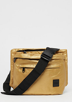 Urban Classics Oversize Shoulderbag gold