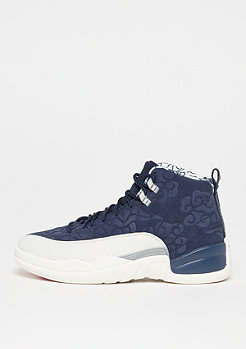 JORDAN Air Jordan 12 Retro Premium college navy/university red/sail