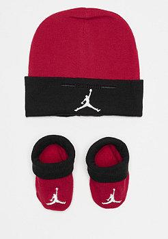 JORDAN Basic Hat and Bottie Combo gym red