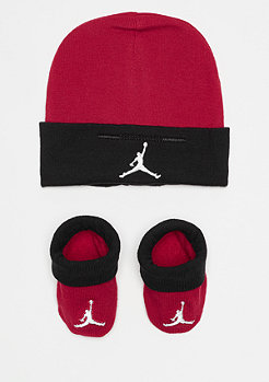 JORDAN Jordan Basic Hat and Bottie Combo gym red
