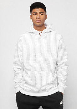 Mister Tee F.CK YOU Hoody white