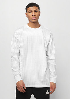 Mister Tee F.CK YOU L/S Tee white