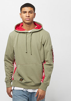 Alpha Industries RFB Inlay Hoody olive