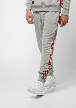 Alpha Industries RBF Tape Jogger grey heather