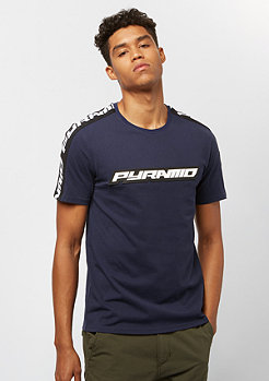 Black Pyramid PYRAMID TEE navy