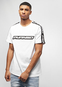 Black Pyramid PYRAMID TEE white
