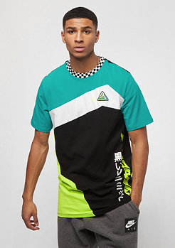 Black Pyramid PYRAMID COLORBLOCK TEE black