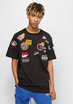 Black Pyramid FUTURE PATCH TEE black
