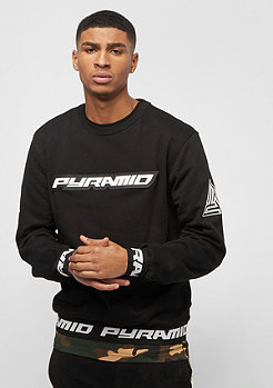 Black Pyramid PYRAMID SWEATSHIRT black