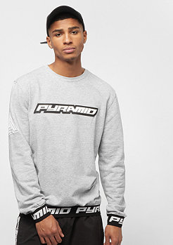 Black Pyramid PYRAMID SWEATSHIRT heather grey