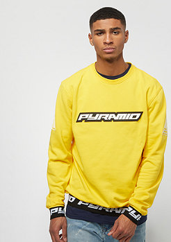 Black Pyramid PYRAMID SWEATSHIRT yellow