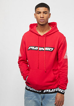 Black Pyramid PYRAMID LS red