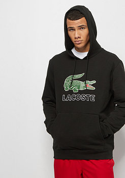Lacoste Sweatshirt Hoody black