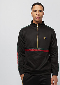 Criminal Damage Cuccio Track Pullover Wise black red