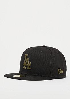 New Era 59Fifty MLB New York Yankees Essential olive/black