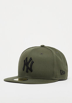New Era 59Fifty MLB New York Yankees Essential new olive/black