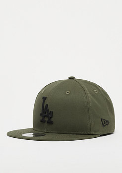 New Era 9Fifty MLB Los Angeles Dodgers Essential new olive/black