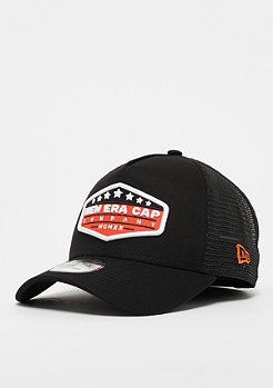 New Era 9Forty New Era Patch Trucker orange/black/optic white
